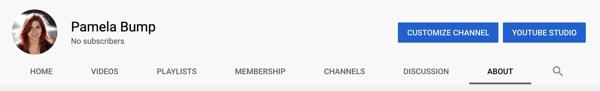 Dónde encontrar YouTube Studio para tu canal