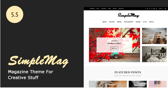 Simple-Mag-wordpress-theme
