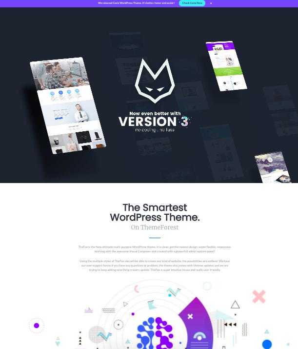 TheFox-WordPress-theme-full-screen