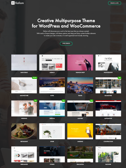 Kalium-wordpress-theme-full-screen