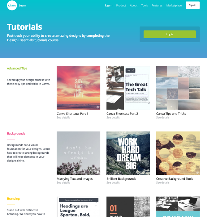 Canva Tutorials