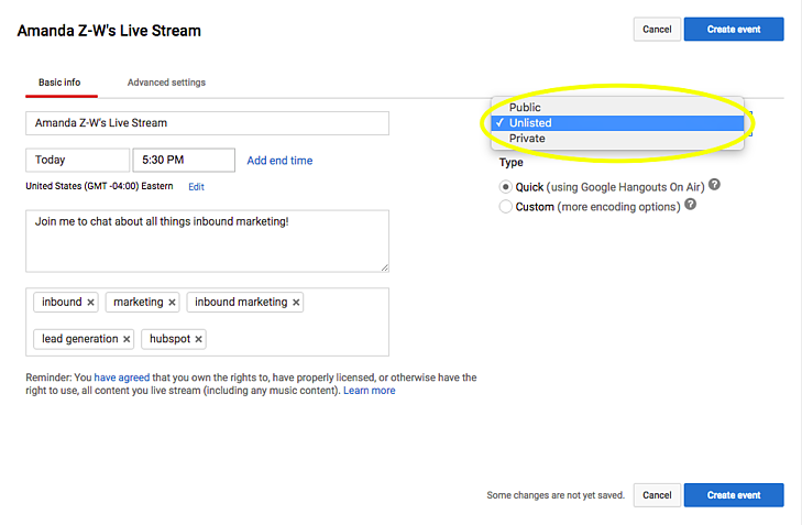 How to Live Stream Successfully: A Preparation Checklist for Marketers