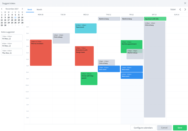 Vyte.in Best Group Scheduling App