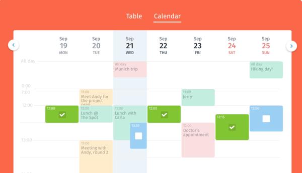 Doodle Best Group Scheduling App