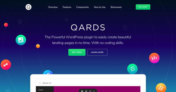 qards homepage