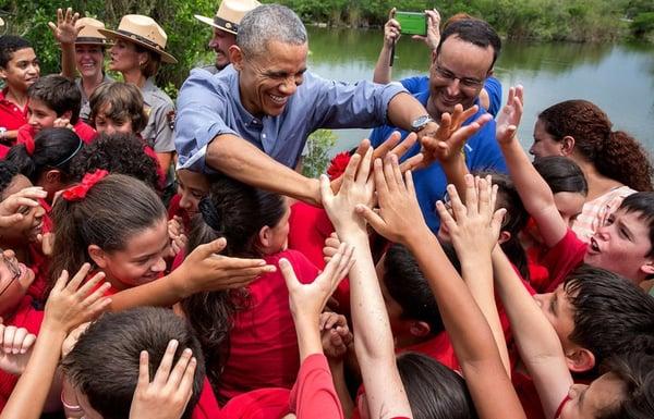 obama foundation homepage wordpress