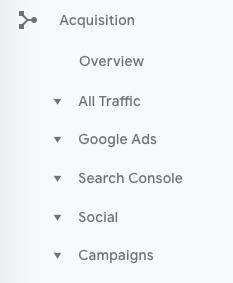 google-analytics-acquisition-report