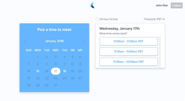 MeetingBird Best Group Scheduling App