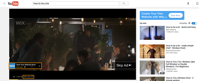 how to create non skippable ads on youtube