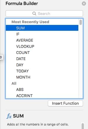 insert-function-menu