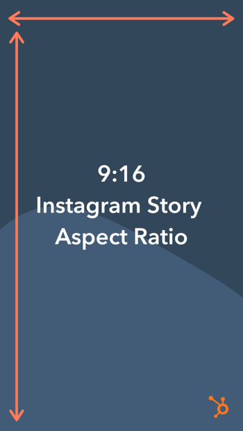 Instagram Story aspect ratio (9:16)