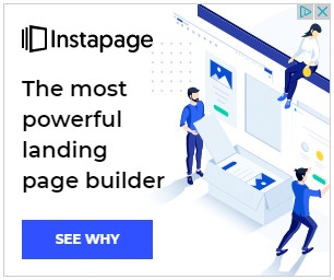 instapage banner ad