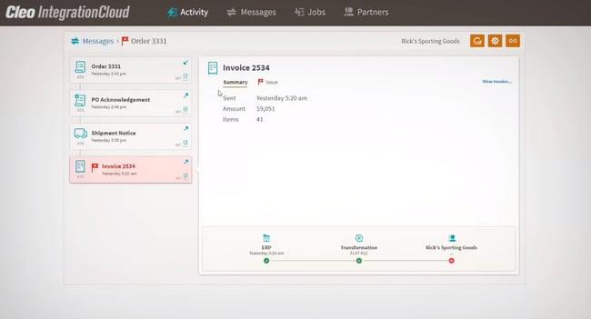 iPaaS vendors: Cleo Integration Cloud