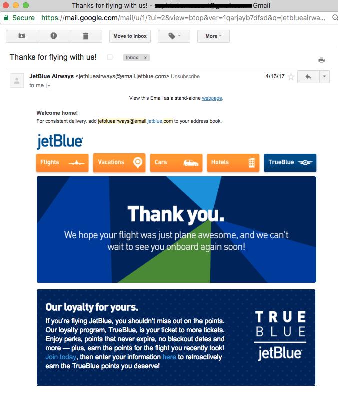 jetblue-customer-thank-you-letter