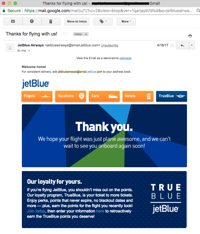 jetblue-customer-thank-you-letter
