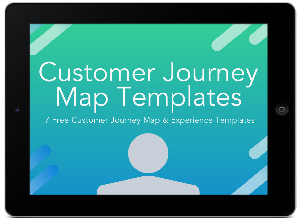 Customer Journey Map Templates