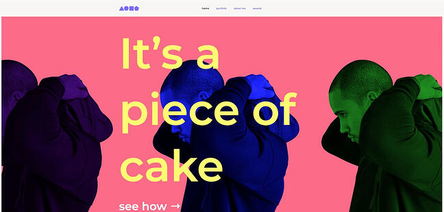 Jupiter WordPress theme for artists and creatives