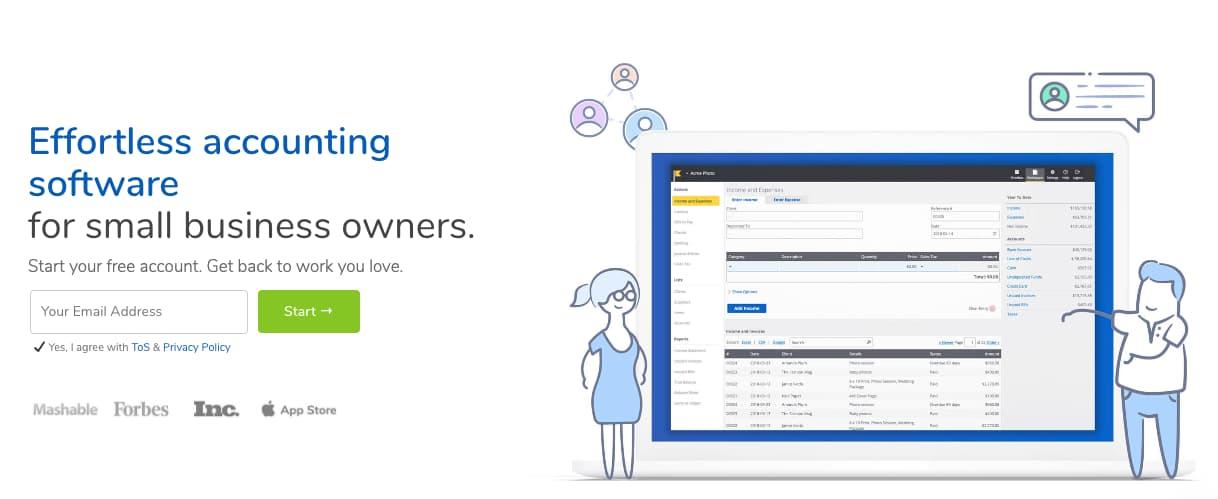 Easiest Bookkeeping Program Excel Platform