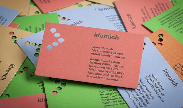 klemich-realtor-business-card