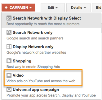 YouTube Video Marketing Campaign