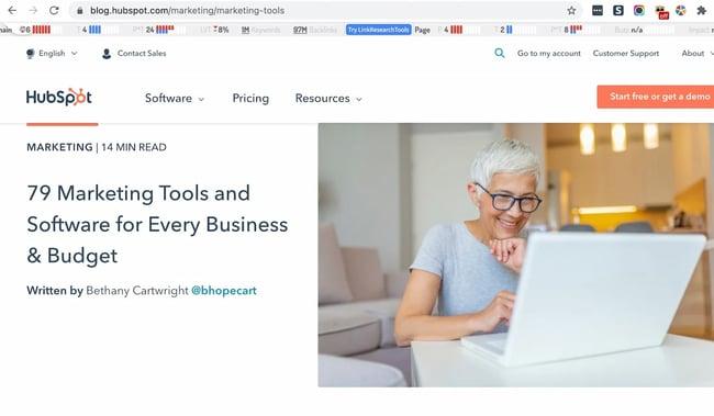 Link Research SEO افزونه Chrome افزونه