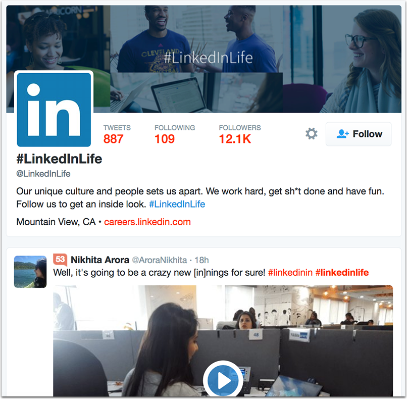 linkedin-44.png  How to Attract Talent With a Company Hashtag: 10 Inspiring Examples linkedin 44