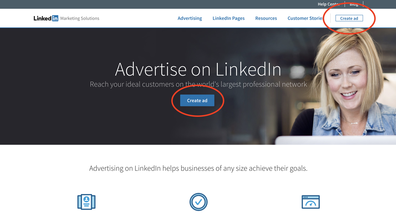 setting up your linkedin campaign