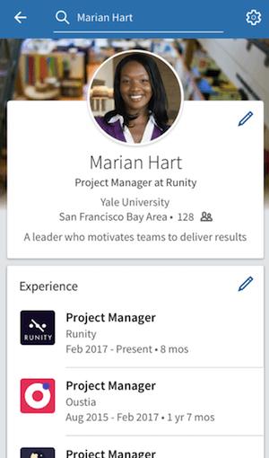 linkedin-commuting-app