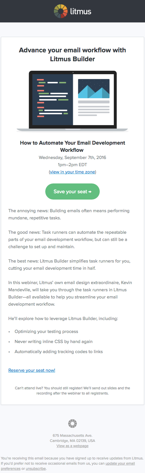 19 Lead Nurturing Email Examples You'll Want to Steal