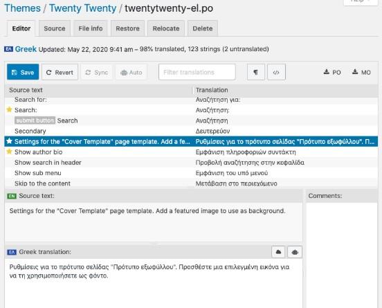 loco translate plugin Translation Plugins for Multilingual WordPress Sites