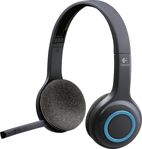 logitech h600 bluetooth headset