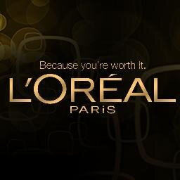 Loreal's tagline, Because you're worth it