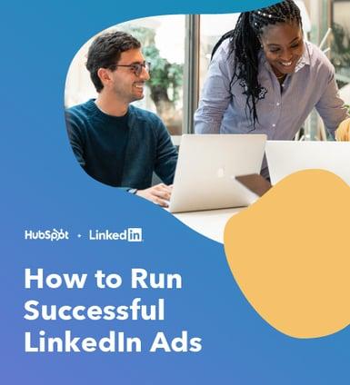 how to run a linkedin ad