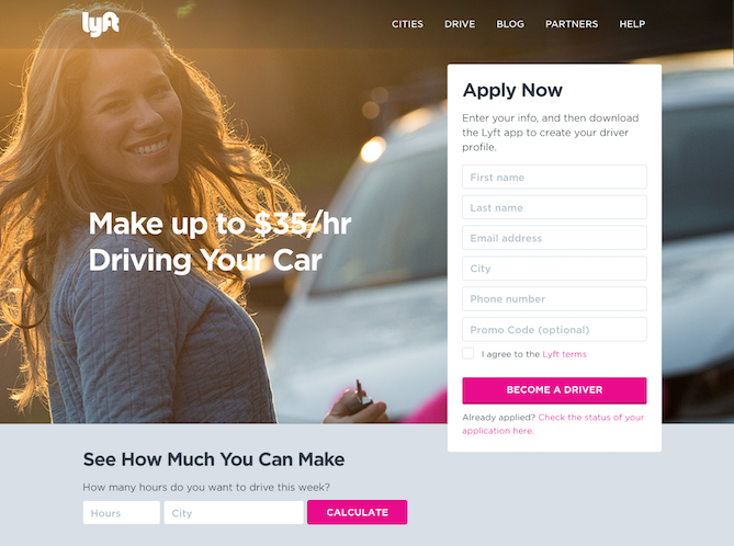 Great Landing Page Examples Youll Want To Copy - Sample landing page template