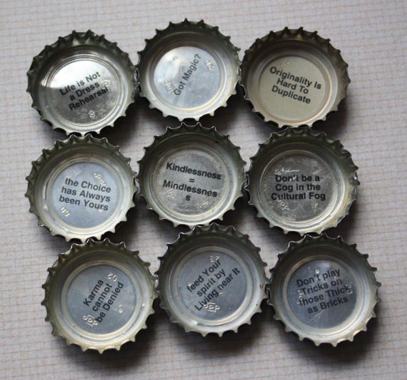 magic-hat-beer-caps.jpg  The 14 Coolest Beer Label Designs You've Ever Seen magic hat beer caps