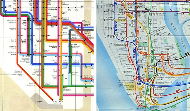 Dc Metro Map Overlay Street Map.The Best Worst Subway Map Designs From Around The World