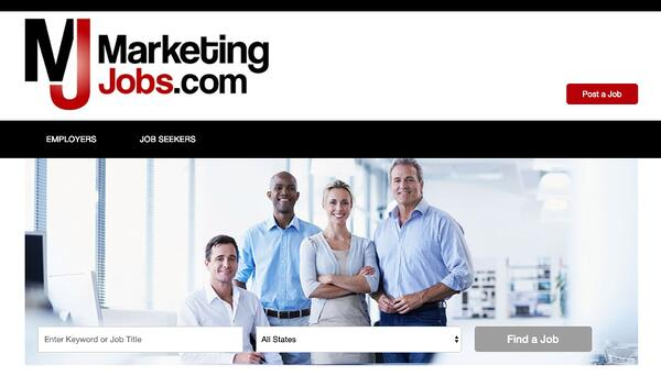 Marketingjobs.com features in-house marketing jobs for any industry.