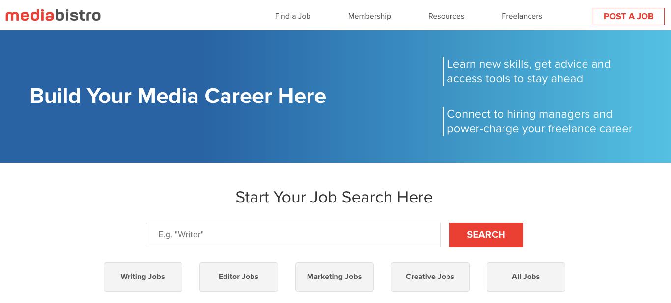 mediabistro-job-site