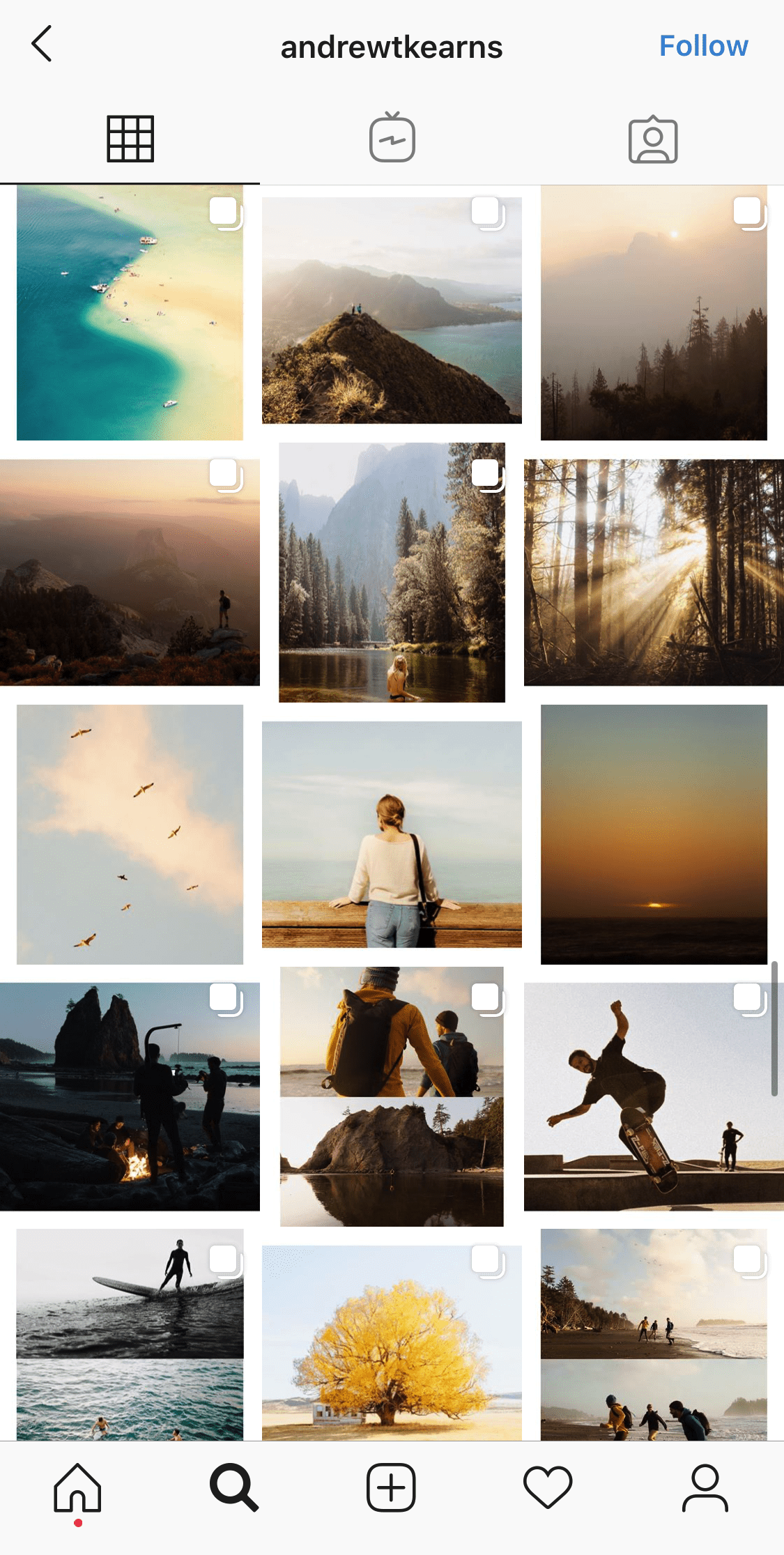 mix-match-instagram-theme