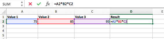 multiplication-formula-in-excel