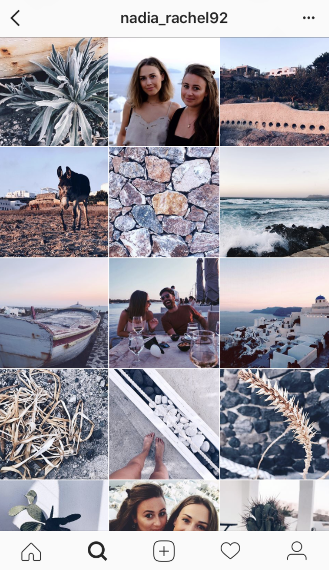 20 Stunning Instagram Themes How To Borrow Them For Your Own Feed