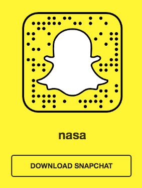 nasa_snapcode.png  14 of the Best Snapchats to Follow for Inspiration nasa snapcode