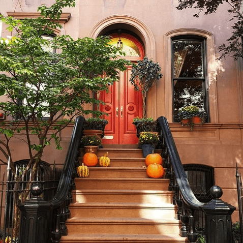 No Your City Instagram account showing brownstone apartment in Brooklyn, New York
