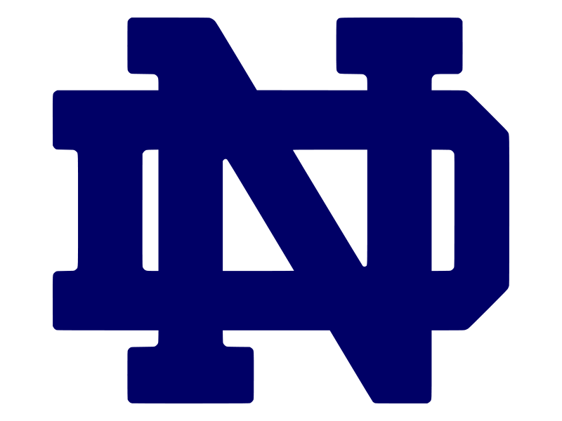 notre-dame-logo.png  12 of the Best College Logo Designs (And Why They're So Great) notre dame logo