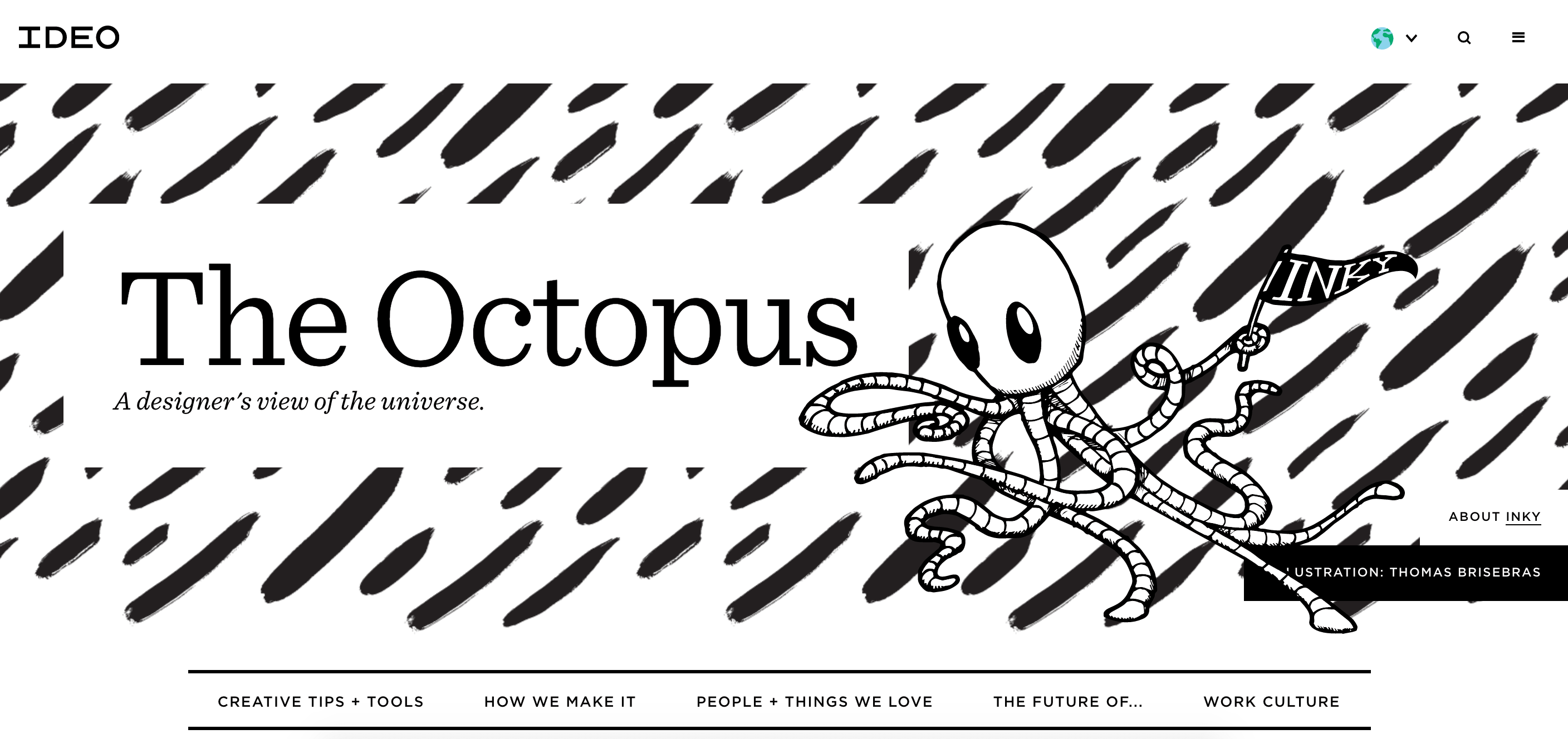 octopus website