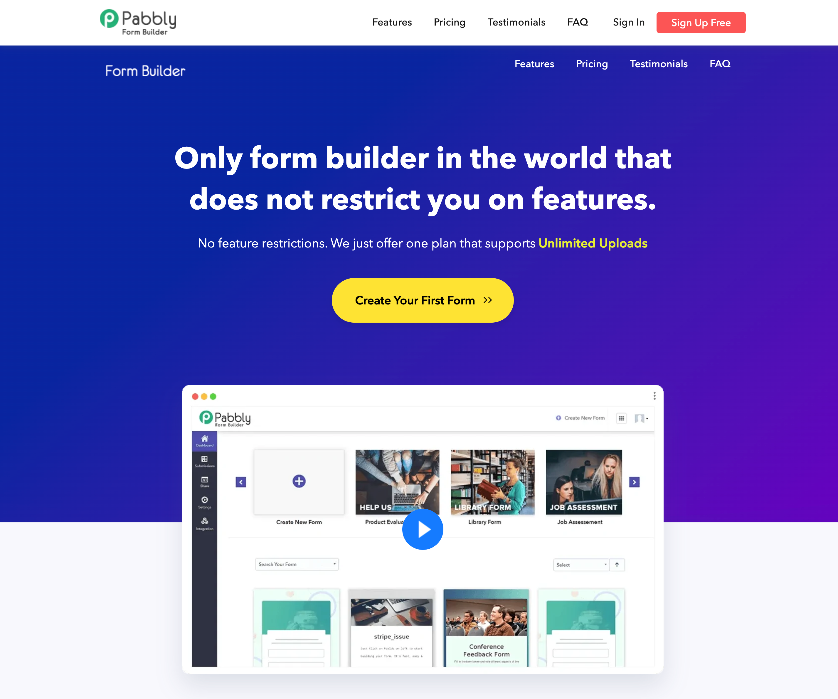 pabbly-form-builder