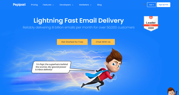 pepipost-email