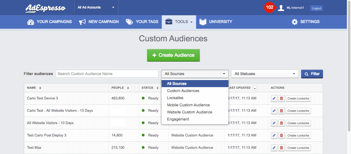 How To Create A Facebook Block List For Your Ad Campaigns