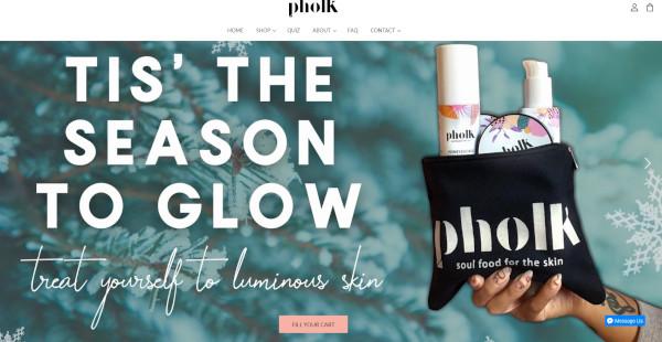Pholk Urlaub Homepage