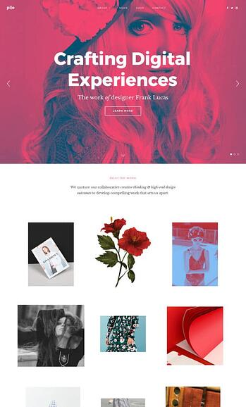 21 of the Best Examples of Mobile Website Design